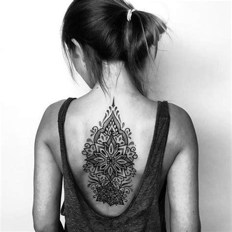mandala tattoo  ideas  pinterest lotus
