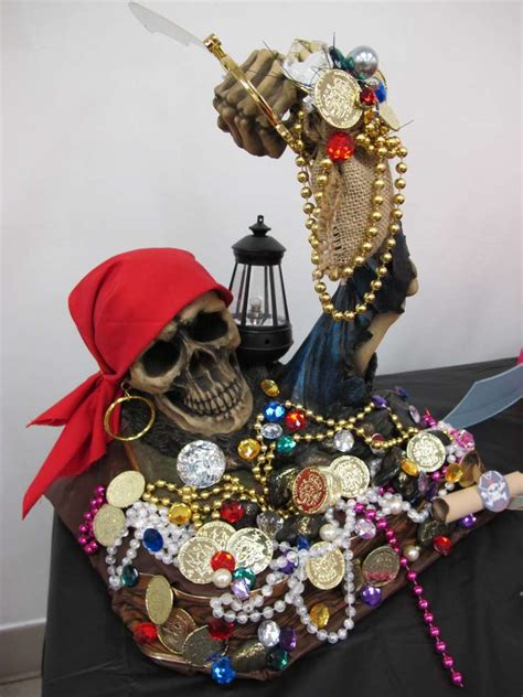 Pirate Decoration Ideas - birthday ideas photo 4 of 12 catch my