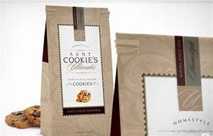 over 50 beautiful cookie biscuit packaging examples With cookie labels packaging