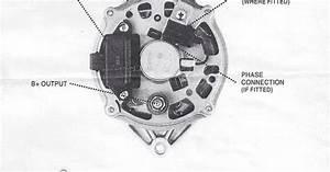 Wiring Diagram For A Bosch Alternator