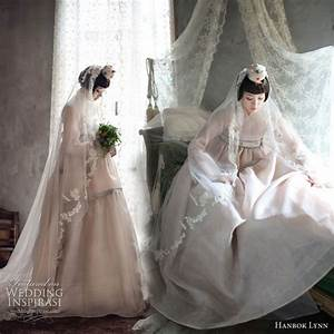 Fusion wedding fashion colorful modern hanbok wedding for Hanbok wedding dress
