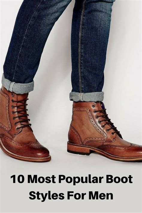 Best 25+ Mens boots style ideas on Pinterest | Menu0026#39;s boots Men boots and Fashion boots for men