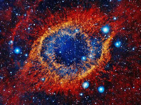 Beautiful Space Nebula Stars Planets Wallpaper