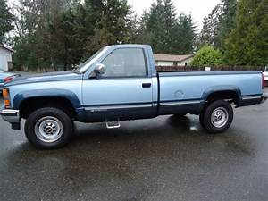 1990 Chevrolet 2500 3  4 Ton 4x4 V8 Long Bed Four Wheel