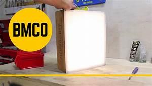 DIY Light Box - YouTube