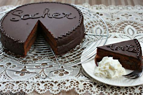 cuisine viennoise sachertorte recette du plus célèbre gâteau au chocolat