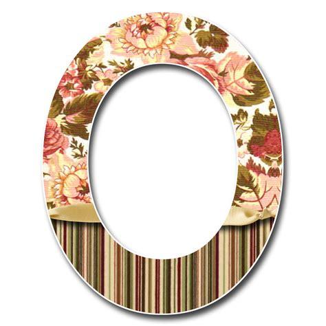 granny enchanteds blog  vintage floral stripe digi scrapbook alphabet