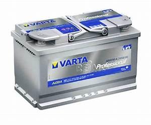 Batterie Agm Camping Car : batterie varta professional agm la95ah ~ Medecine-chirurgie-esthetiques.com Avis de Voitures