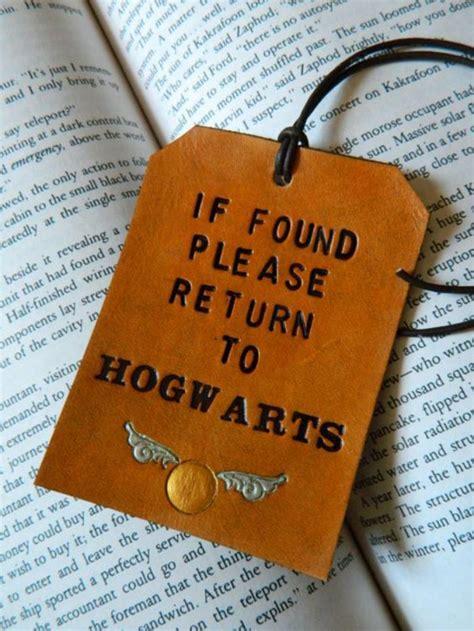 best gifts for harry potter fans réalisez un marque page original qui vous donnera envie de
