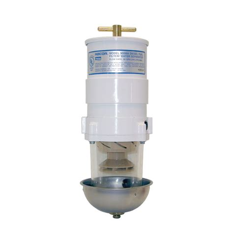 Water Separator For Boat by Racor 900ma Diesel Fuel Water Separator