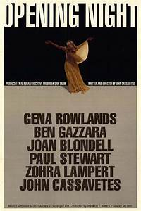 Opening Night (1977) - FilmAffinity
