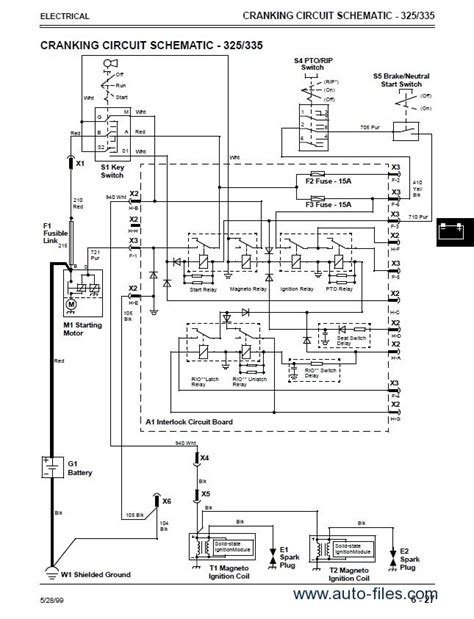 Gx345 Wiring Diagram by Deere 335 Wiring Schematic Diagrams