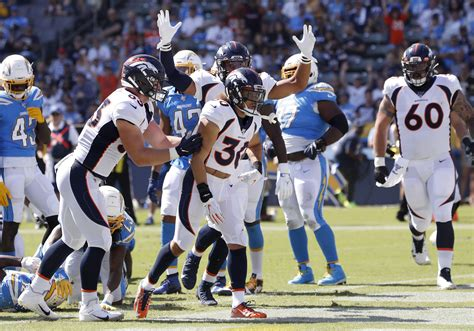 los angeles chargers team drops     loss