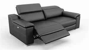 Sofa Mit Relaxfunktion : designer couch 3 sitzer sofa mit relaxfunktion ~ A.2002-acura-tl-radio.info Haus und Dekorationen