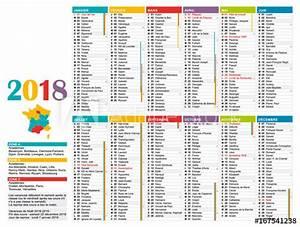 Vacances Aout 2018 : calendrier annuel 2018 multicolore fran ais 12 mois en couleurs vacances scolaires jours ~ Medecine-chirurgie-esthetiques.com Avis de Voitures