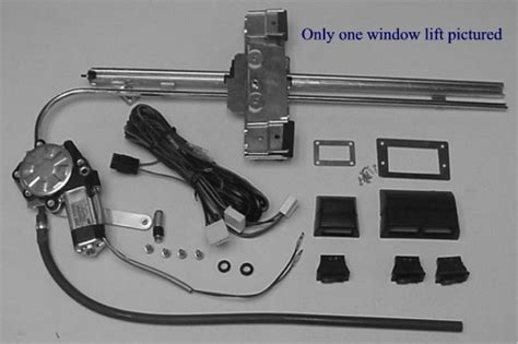 Manual Power Windows Ford Truck Enthusiasts Forums