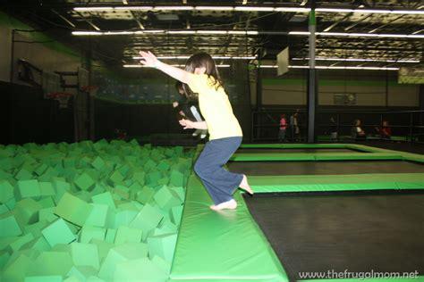 jump for joy at flight deck troline park in fort worth