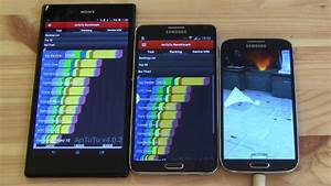 Benchmark: Samsung Galaxy Note 3 Octa vs Sony Xperia Z ...