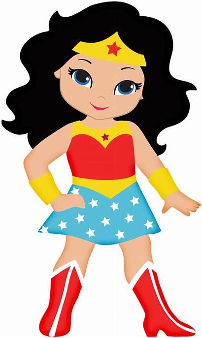 Maravilla Mujer Wonder Woman Gratis Scrapbook Clip