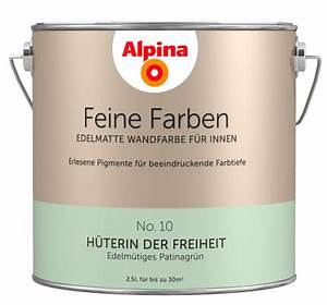 Alpina Farben Feine Farben : alpina feine farben edelmatte wandfarben in gr n alpina farben ~ Eleganceandgraceweddings.com Haus und Dekorationen