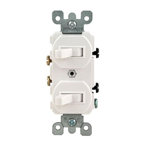 Stacked A Dual Switch Wiring how to install a dual switch for a ceiling fan with light