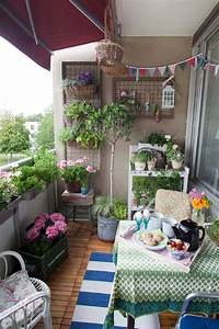 27, Superb, Decorating, Ideas, For, Small, Apartment, Balcony
