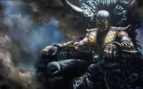Car Wallpapers Hd 4k Scorpion Mortal Kombat by Mortal Kombat X Wallpaper Hd Wallpapersafari