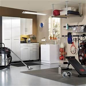 Rangement Plafond Garage : rangement des solutions pour le garage guides de planification rona ~ Melissatoandfro.com Idées de Décoration