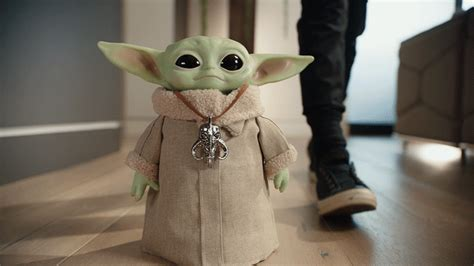 Mattel Reveals Remote-Control Baby Yoda That Follows You ...