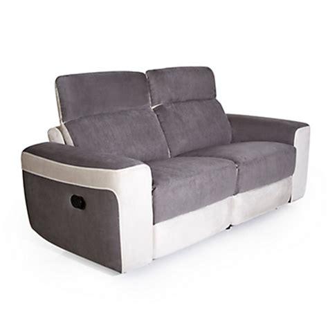 canapé bz alinea canapé relax fauteuil et canapé de relaxation électrique