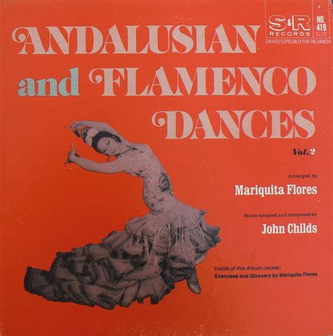 dances andalusian flamenco vol childs adapted marquita composed arranged flores john music