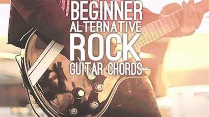 Chords Rock Punk Pop Easy Alternative Guitar