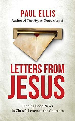 letters  jesus finding good news  christs letters
