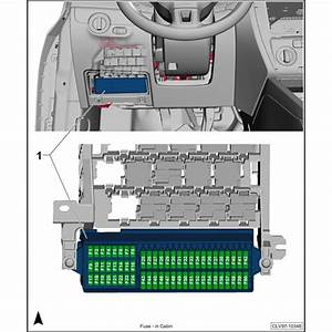 I Need A Fuse Diagram For 2014 Vw Jetta Tdi  I Had A Epc