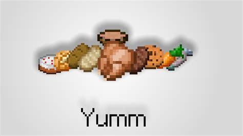 Minecraft food Desktop backround Minecraft Blog