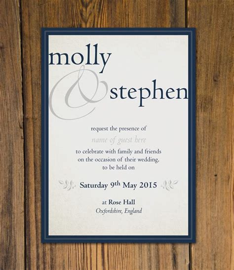 diy wedding invitations indesign gambarin us 17 best images about indesign on typography
