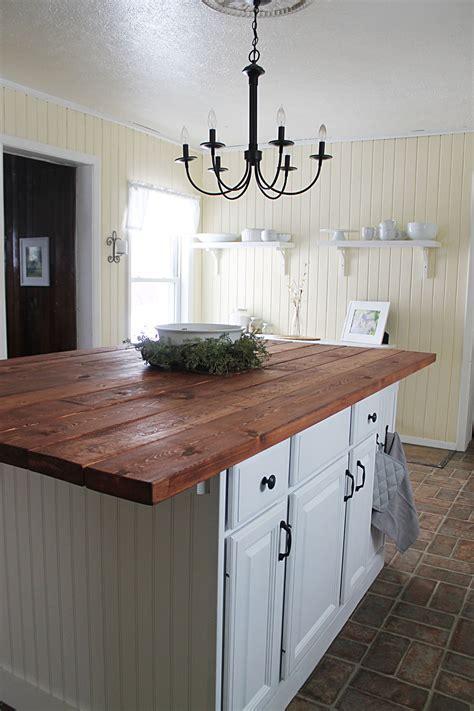 Gorgeous Farmhouse Kitchen Island!!!!   country decor