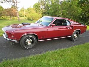 1969 FORD MUSTANG GT FASTBACK - 112582