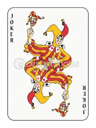 Épinglé Par Patrice Blin Sur Cartes Joker Pinterest