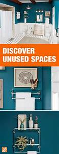 Maximize, Wall, And, Vanity, Space, In, Your, Bathroom, Without