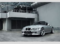 Impeccable Nico's BMW Z3 on AC Schnitzer