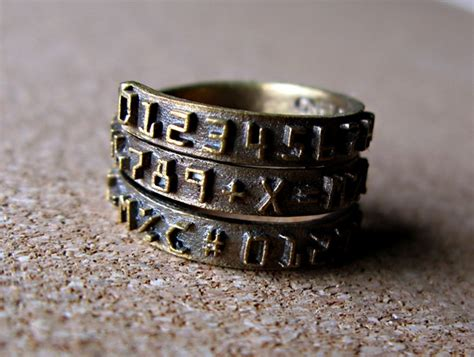 designs by robynn molino sale number band wrap ring
