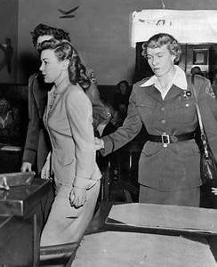 Barbara Graham gazes straight ahead without a bit of ...