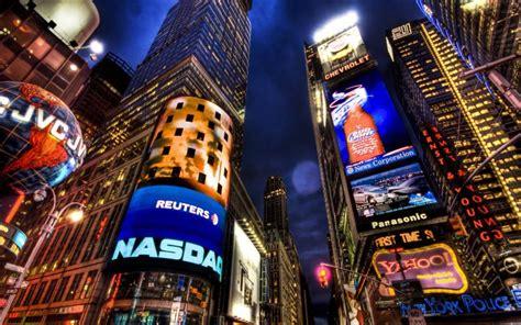 hd nasdaq stock market  york wallpaper