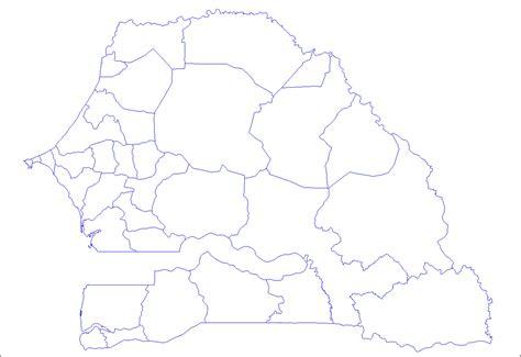 Carte De Region Et Departement Vierge by Carte S 233 N 233 Gal Vierge D 233 Partements Carte Vierge Des