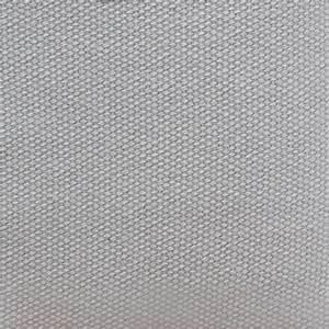 Amara Dove, Grey plain Cotton fabric