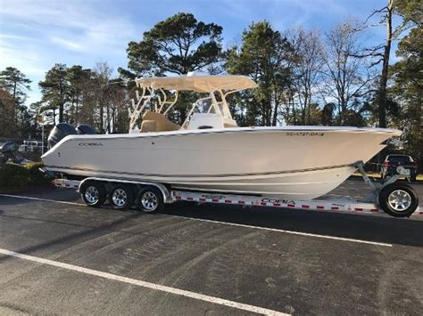 Saltwater Fishing Boats For Sale In South Carolina by Cobia 296 Boats For Sale In South Carolina