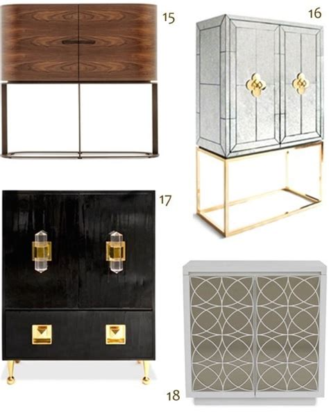 Modern Bar Cabinets by Shop 25 Classic Contemporary Bar Cabinets