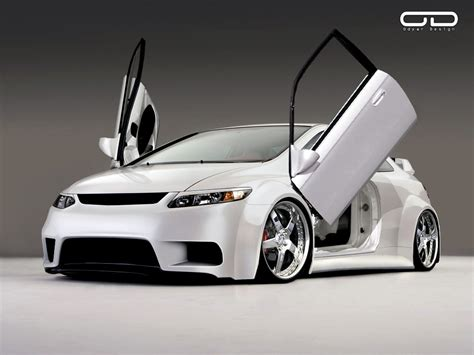 cars honda civic si wallpapers cars honda civic si