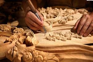 Wood Carvings For Beginners - Artistic Wood Products